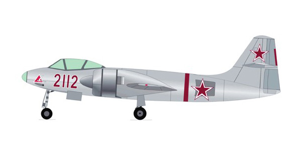Alexeyev I-211 (Asch-83)