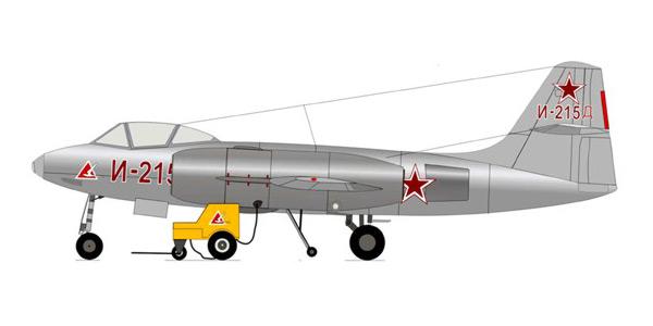 Alexeyev I-215 D