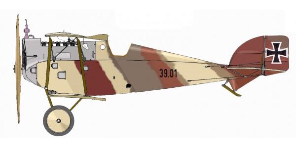 Aviatik Berg D II.