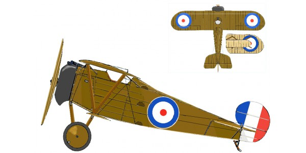 Avro 531 Spider