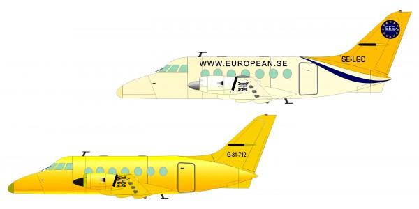 BAe Jetstream 3100
