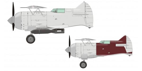 Borovkov Florov I-207/4 FAB250