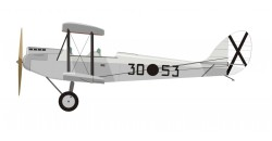 De Havilland DH-60 G II.
