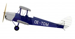 De Havilland DH-60 G III.