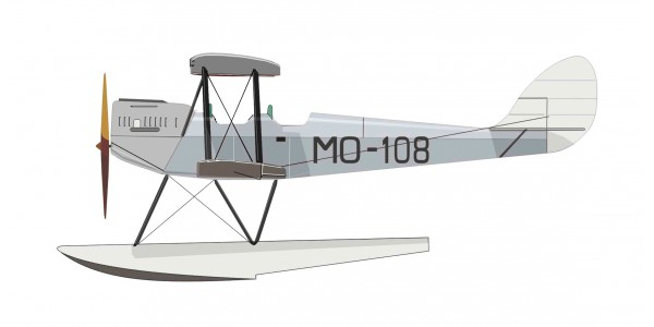 De Havilland DH-60X