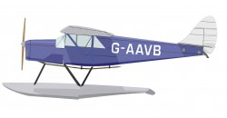 De Havilland DH-80A Puss Moth