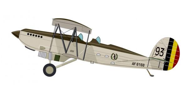Fairey Fox Mk.III CS