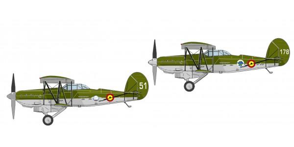 Fairey Fox Mk.IV C,R