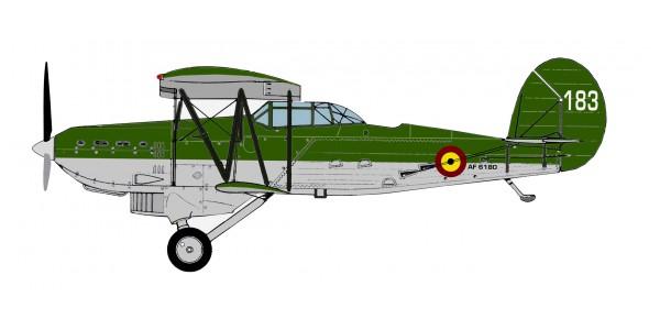 Fairey Fox Mk.VIII
