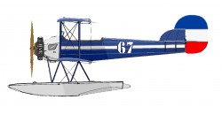 Hanriot ZMAJ HD-41H