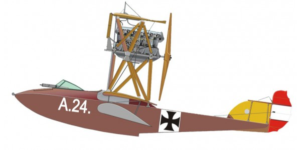 Hansa Brandenburg CC. A-29