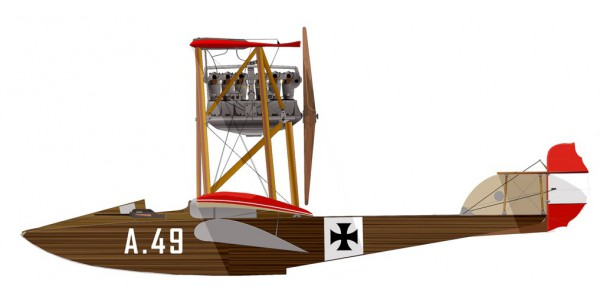 Hansa Brandenburg W.17