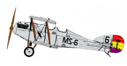 A.C.D. Martinsyde Buzzard F-4 (two seat )