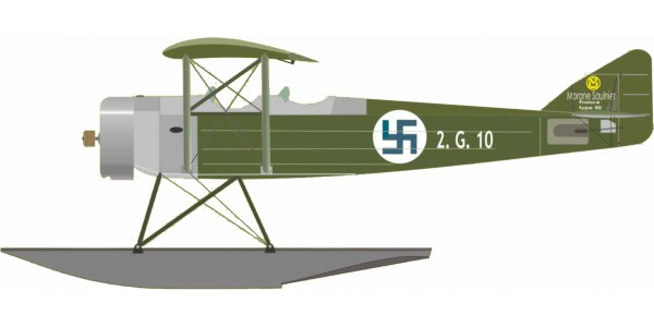Morane Saulnier M.S. 50